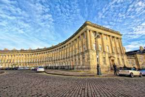 Private Tour of Bath From London