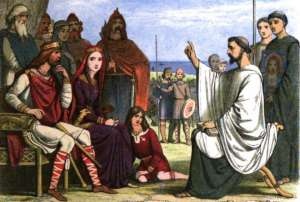 King Ethelbert and Saint Augustine