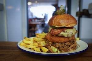 Pork and Co Burger