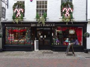 Tiny Tims Tearoom in Canterbury