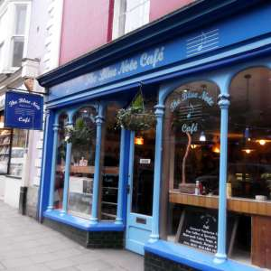 The Blue Note Cafe