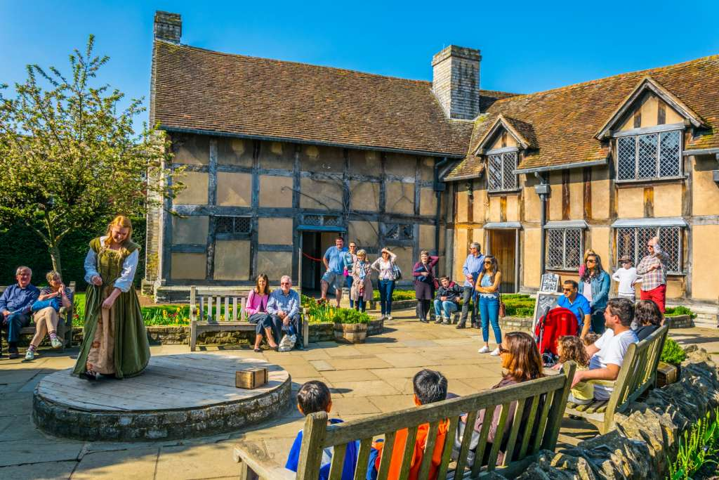 Private Tour to Stratford-Upon-Avon