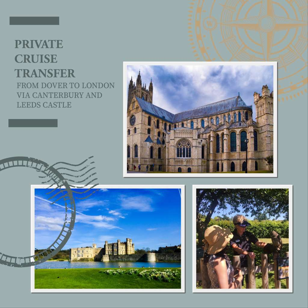 Private Cruise Transfer From Dover to London