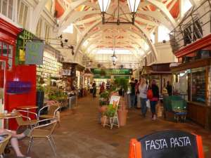 Covered Market Oxford