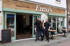 Enzo's Italian Restaurant in Windsor