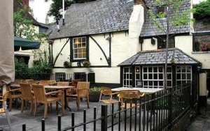 The Turf Tavern Oxford