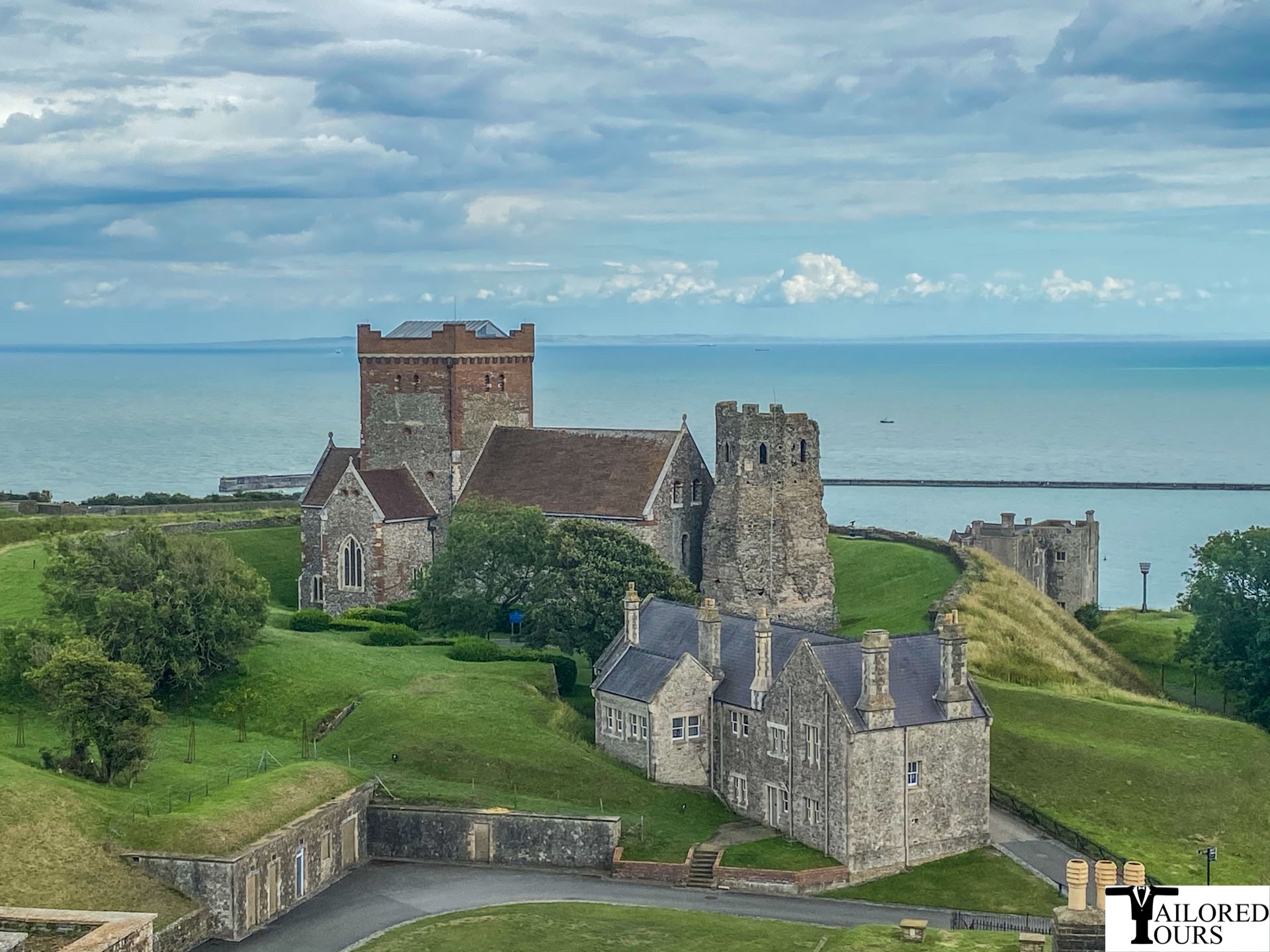Private Tour of Dover Castle