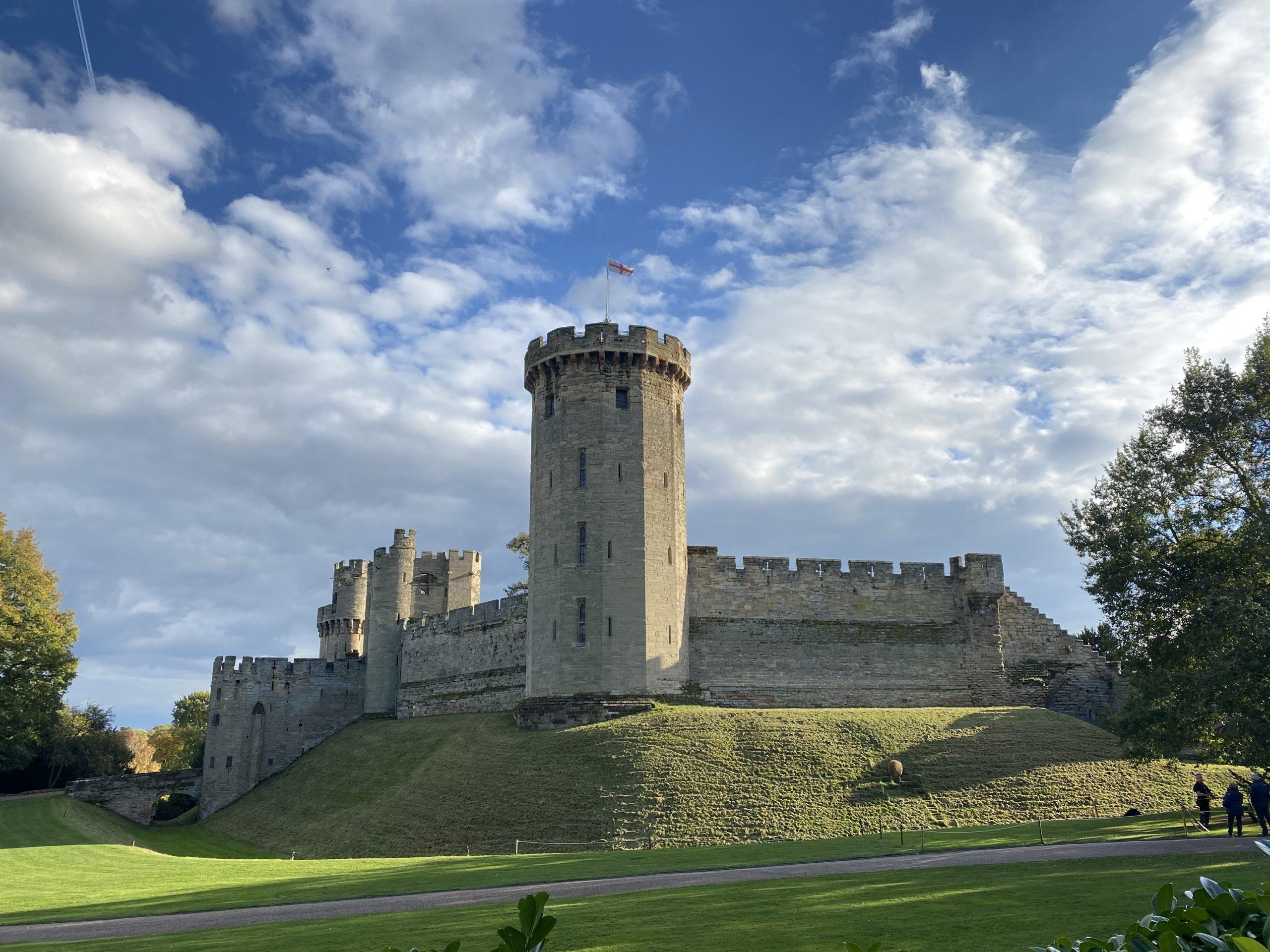 Private Tour of Warwick Castle